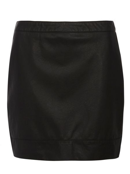 Dorothy Perkins PU Mini Skirt