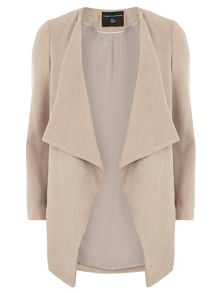 Dorothy Perkins Short Waterfall Jacket