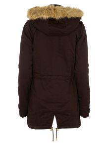 Dorothy Perkins Tall: Cotton Parka