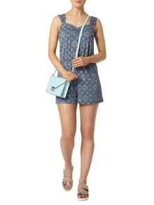 Tile Playsuit