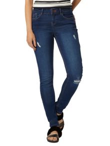 Casey Relaxed Skinny Jeans