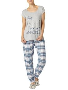 Half Asleep Pyjama Set