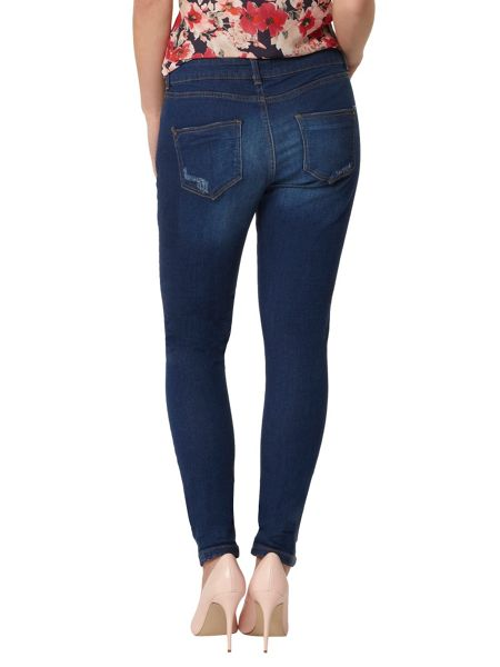 Dorothy Perkins Petite Casey Relaxed Skinny Jean