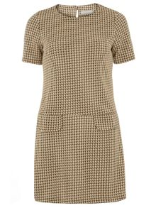 Dorothy Perkins Petite 60`S Shift Dress