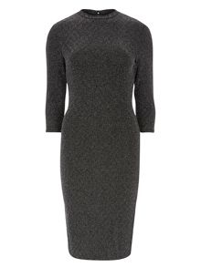 Dorothy Perkins Tall High Neck Bodycon Dress
