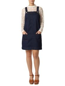 Petite Pinafore Dress