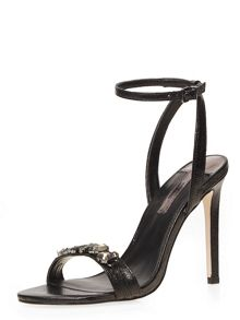 Dorothy Perkins Star Bling Strappy Sandals