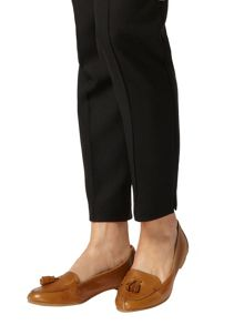 Leather Loafers With Tassel
