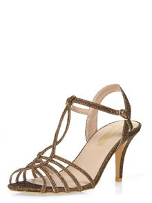 Bailey Caged Sandal