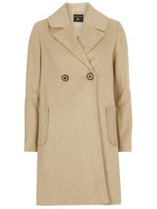 Dorothy Perkins Twill Swing Coat