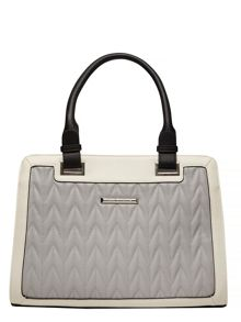 Dorothy Perkins Quilted Tote Bag