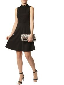 Victoriana Fit and Flare Dress