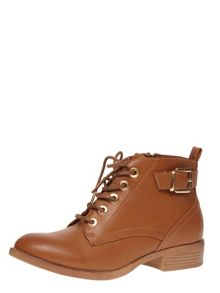 Dorothy Perkins Brooke` Lace Up Boots
