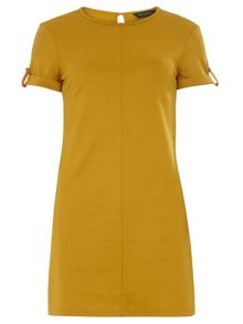 Dorothy Perkins Roll Tab Tunic