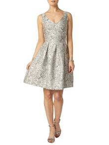 Dorothy Perkins Luxe Metallic Dress