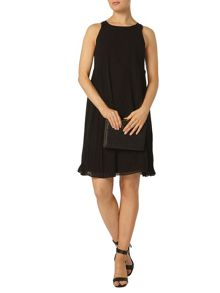 Luxe: Side Pleat Dress