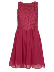 Dorothy Perkins Showcase Lace Prom Dress