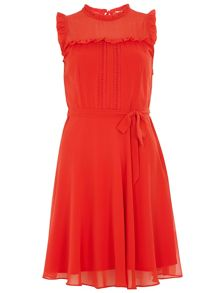 Dorothy Perkins Billie And Blossom: Victoriana Soft Fit & Flare B