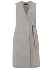 Dorothy Perkins Sleeveless Jacket