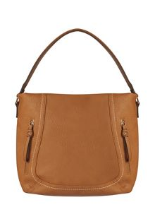 Dorothy Perkins Stitch Detail Hobo Bag