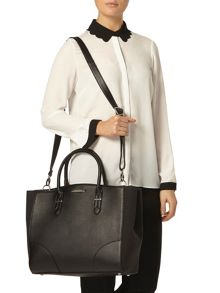 Dorothy Perkins Oversized Curve Tote Bag