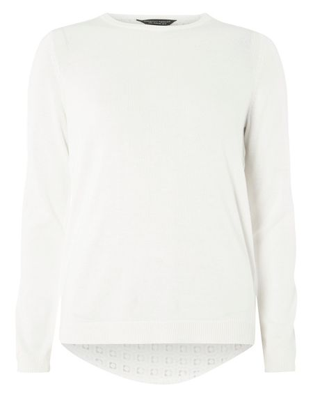 Dorothy Perkins Lace Back Jumper