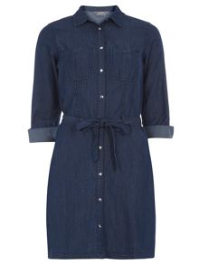 Dorothy Perkins Fitted Shirt Dress