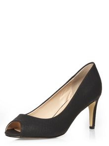 Dorothy Perkins Snake Cara Point Court Shoe