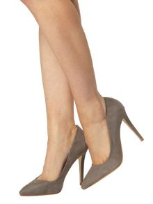 Emie High Pointed Courts Shoes