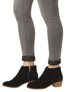 Dorothy Perkins Leather `Maisy` Prarie Boots