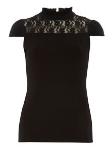 Victoriana Lace Top
