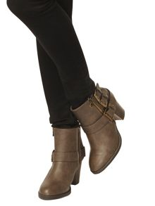 Dorothy Perkins Madison Heeled Ankle Boots