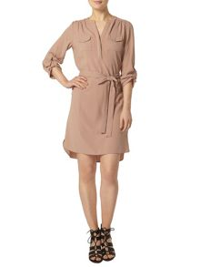 Dorothy Perkins D-Ring Shirt Dress