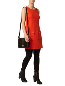 Dorothy Perkins Petite Pocket Pinny Dress