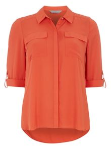 Dorothy Perkins Petite Pocket Shirt