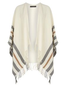 Dorothy Perkins Double Sided Cape
