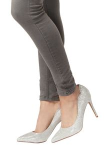 Dorothy Perkins Wide Fit `Wowza` Courts