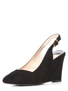 Dorothy Perkins Wide Fit `Wills` Wedges