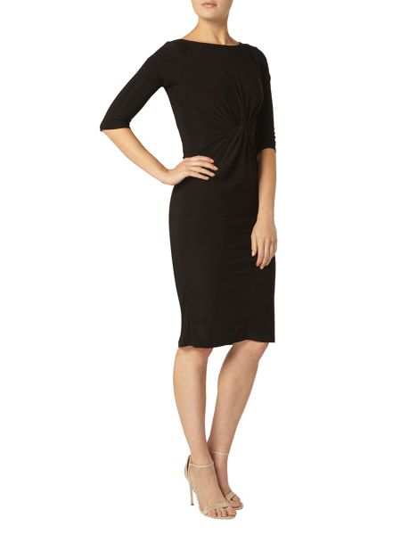 Dorothy Perkins Knot Front Bodycon Dress