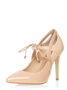 Dorothy Perkins Pointed Wide Fit Courts