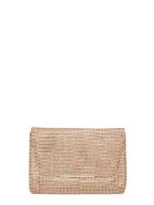 Dorothy Perkins Chainmail Clutch Bag