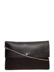 Dorothy Perkins Mix Foldover Clutch Bag