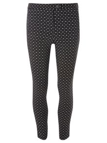 Dorothy Perkins Spot Bengaline Trousers