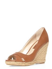 Dorothy Perkins Callie` Peeptoe Wedge