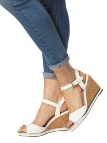 Dorothy Perkins Cork `Vivian` Wedges