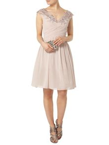 Dorothy Perkins Showcase Bardot Prom Dress