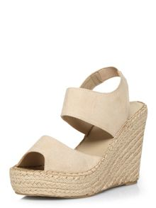 Dorothy Perkins Pelle` Wedges