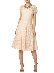 Dorothy Perkins Bardot Midi Dress