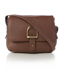 Cranleigh brown cross body bag
