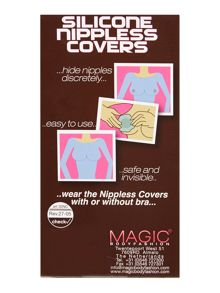Magic Bodyfashion Silicone nipple covers